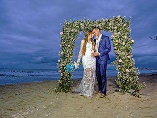 O casamento de Roberta e Vinicius