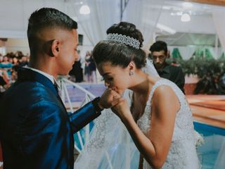 O casamento de Raielli e Marcelo