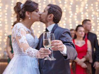 O casamento de Railena e José Angelo