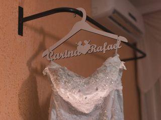 O casamento de Carina e Rafael 3