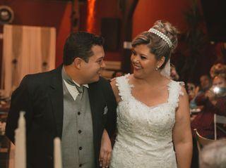 O casamento de Carina e Rafael