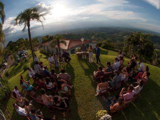O casamento de Gianna e Luis Henrique