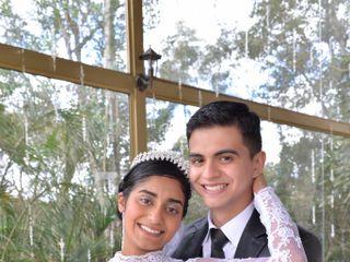 O casamento de Miriam e Flávio 2