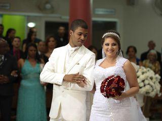 O casamento de Glauciane e Fillipe 3