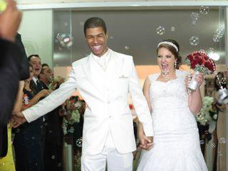 O casamento de Glauciane e Fillipe