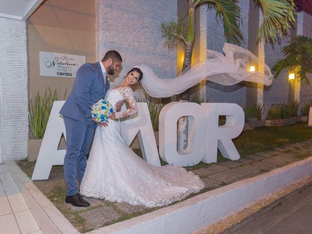 O casamento de Letícia e Victor