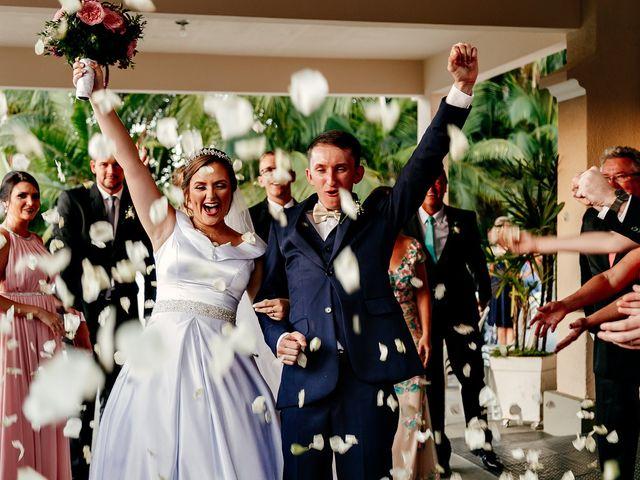 O casamento de Julia e Denis