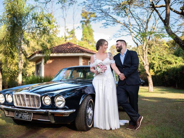 O casamento de Carolina e Honan