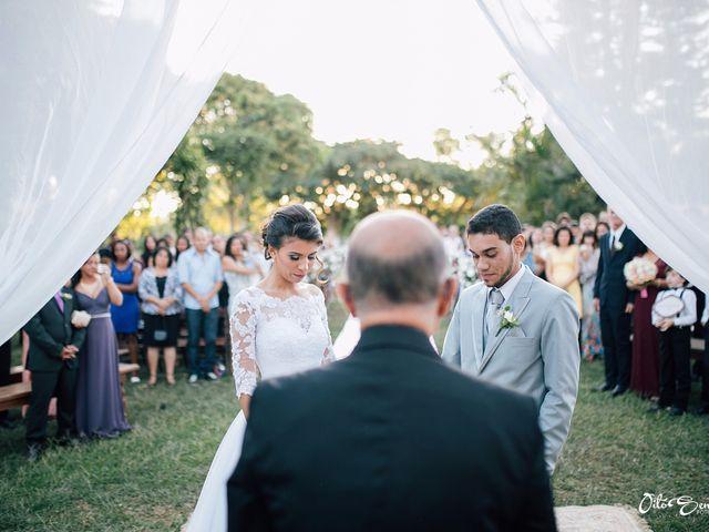 O casamento de Nívea e Caco