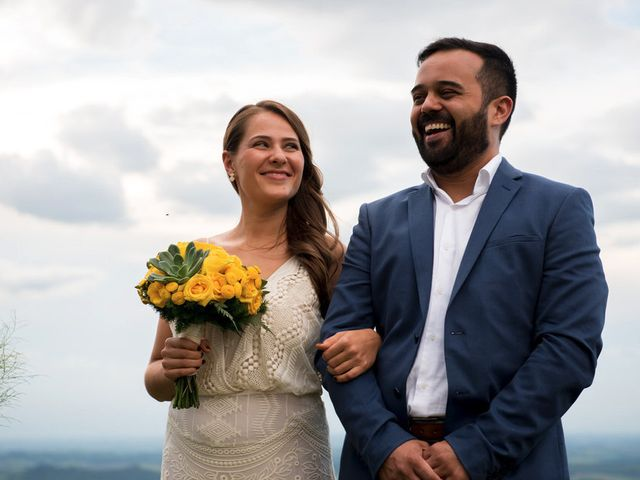O casamento de Luis Henrique e Gianna em Serra Negra, São Paulo 1