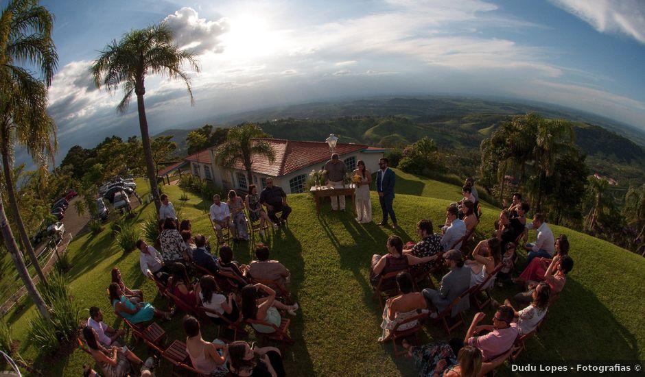 O casamento de Luis Henrique e Gianna em Serra Negra, São Paulo