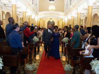 O casamento de Lais e Junior 2