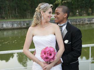 O casamento de Francine e Henrique