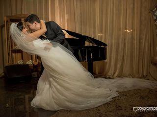 O casamento de Kelem e Wesley