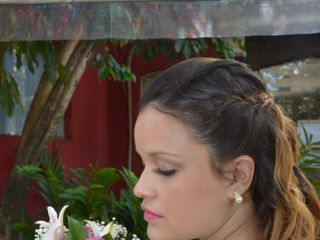 O casamento de Márcia Sofia e Falster  2