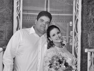 O casamento de Márcia Sofia e Falster  3