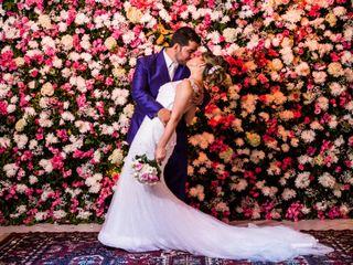 O casamento de Barbara e Italo