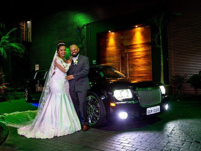 O casamento de Lais e Junior