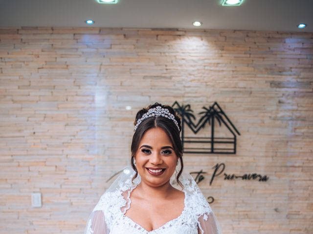 O casamento de Leandro e Raquel em Duque de Caxias, Rio de Janeiro 20