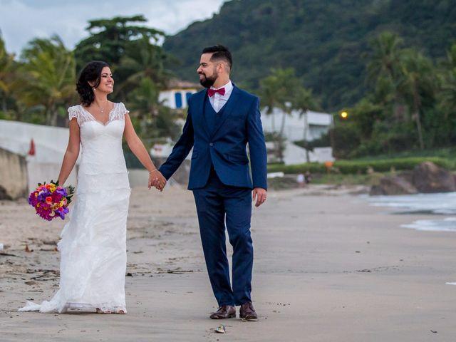 O casamento de Guilherme e Alessandra