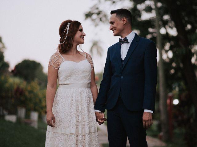 O casamento de Thalita e Edgar