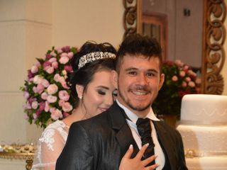 O casamento de Rhayne  e Cleber 1