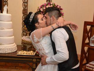 O casamento de Rhayne  e Cleber 2