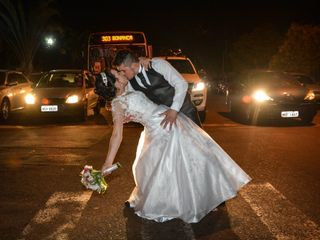 O casamento de Rhayne  e Cleber