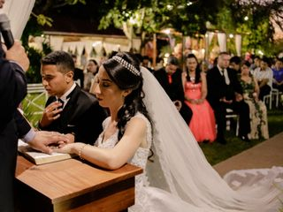 O casamento de Lorrany e Adriano 3
