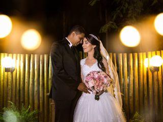 O casamento de Lorrany e Adriano