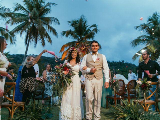 O casamento de Natacha e Ery