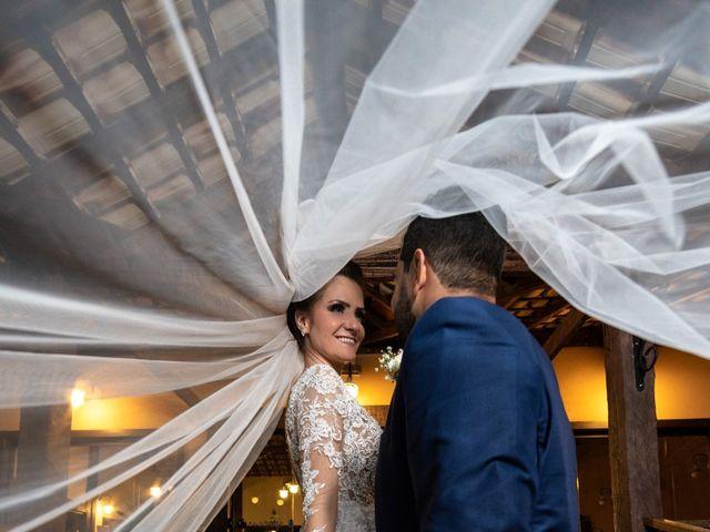 O casamento de Letícia e João
