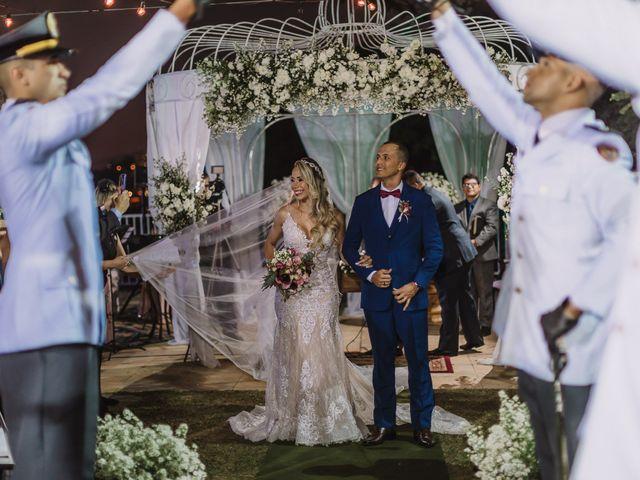 O casamento de Jhonata e Jessica em Belo Horizonte, Minas Gerais 48