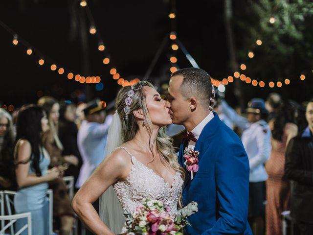 O casamento de Jessica e Jhonata