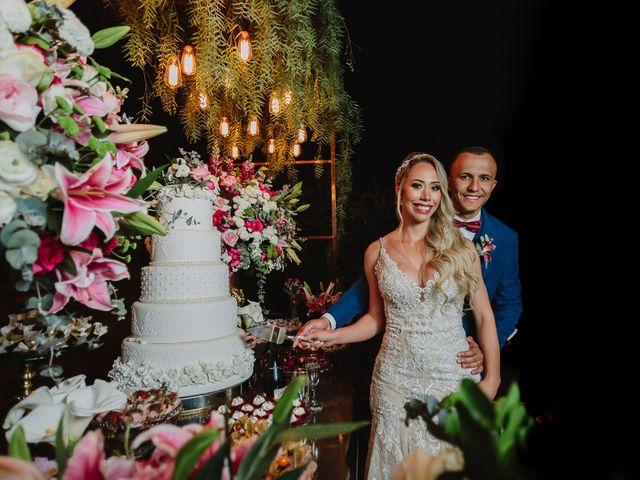 O casamento de Jhonata e Jessica em Belo Horizonte, Minas Gerais 57