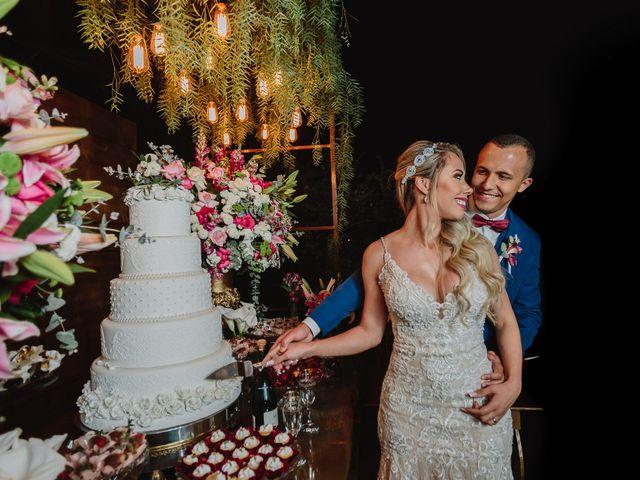 O casamento de Jhonata e Jessica em Belo Horizonte, Minas Gerais 58