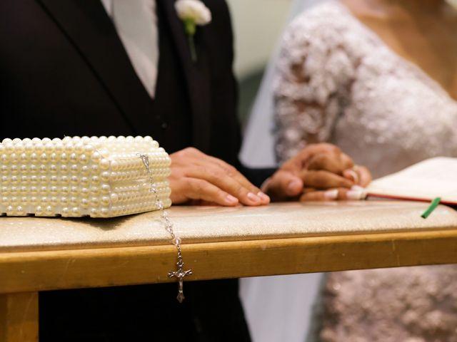 O casamento de Paula e Ricardo