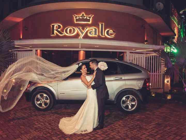 O casamento de Danielly Godeiro e Erick Gomes
