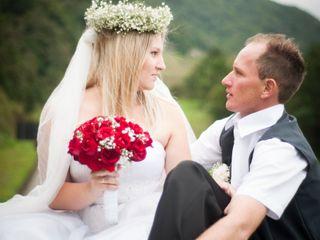 O casamento de Paola e João 2