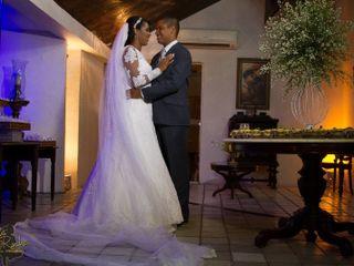 O casamento de Wilma e Thiago