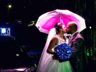 O casamento de Carolina e Robson 1