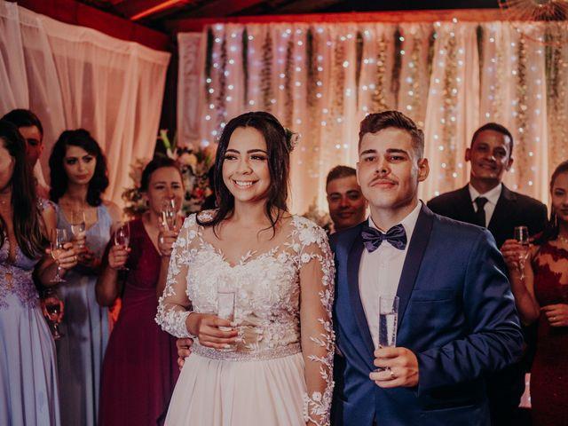 O casamento de Jonatan e Stefanie