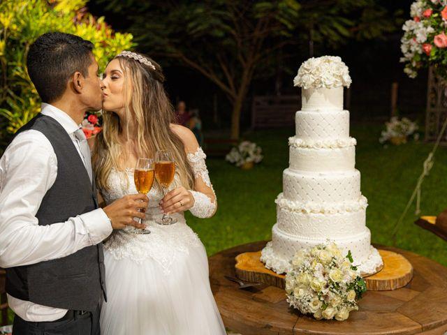 O casamento de Gabriela e Jhonatam