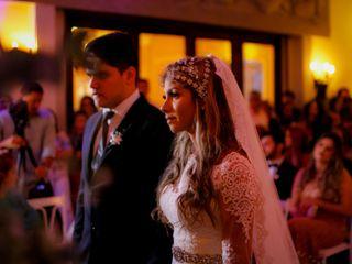 O casamento de Stephanie e Vanderlei 1