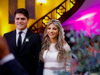 O casamento de Stephanie e Vanderlei
