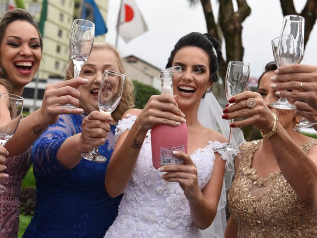 O casamento de Diogo e Jessica em Joinville, Santa Catarina 12