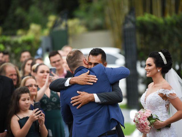 O casamento de Diogo e Jessica em Joinville, Santa Catarina 31