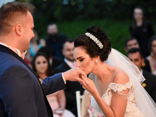 O casamento de Diogo e Jessica em Joinville, Santa Catarina 45