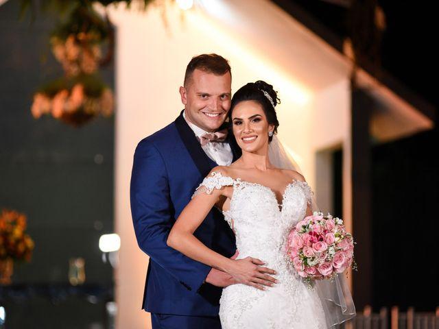O casamento de Diogo e Jessica em Joinville, Santa Catarina 50