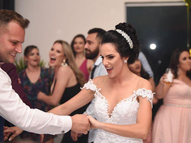 O casamento de Diogo e Jessica em Joinville, Santa Catarina 65
